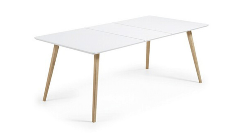Mobiliario moss for Table scandinave a rallonge