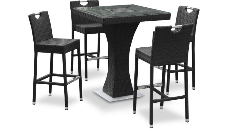 mobilier d exterieur professionnel chaises tables. Black Bedroom Furniture Sets. Home Design Ideas