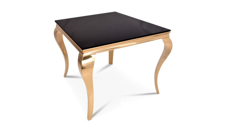 table manger dor e plateau noir mobilier moss betty