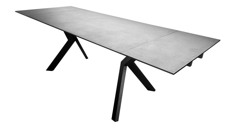 table marbre pied noir 4 metallia mobiliermoss
