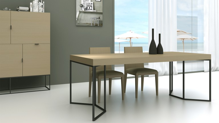 composez votre salle manger compl te kufstein bois mobilier moss. Black Bedroom Furniture Sets. Home Design Ideas