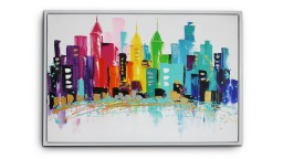 tableau peinture design city saginaw mobiliermoss