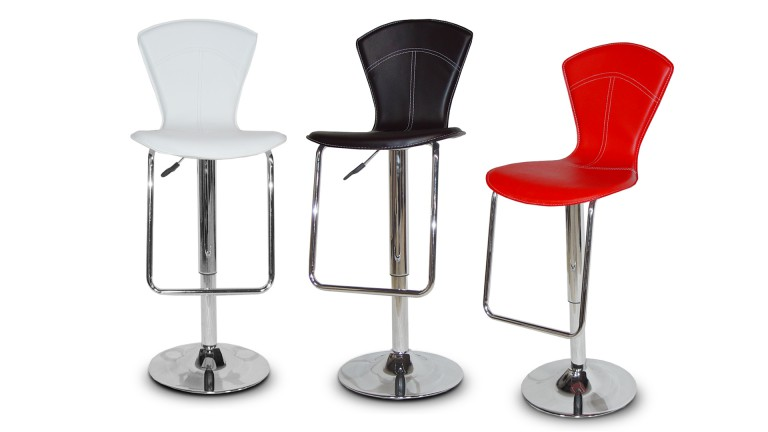 Tabouret de bar avec assise confortable undo mobilier moss - Tabouret de bar confortable ...