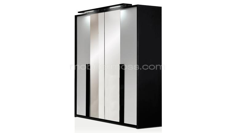 beautiful armoire contemporaine design images. Black Bedroom Furniture Sets. Home Design Ideas