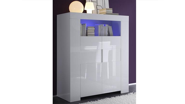 meuble laqu blanc fly affordable timeo meuble tvhifi blancgris uac with meuble laqu blanc fly. Black Bedroom Furniture Sets. Home Design Ideas