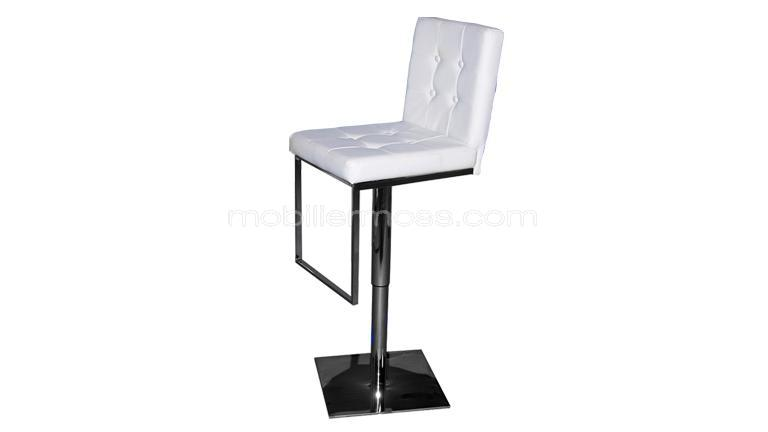 tabouret de bar moderne r glable en hauteur zib mobilier. Black Bedroom Furniture Sets. Home Design Ideas